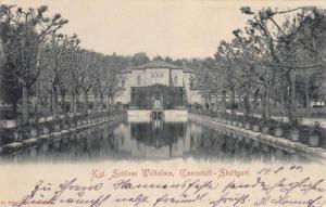 Kgl. Schloss Wilhelma, Cannstatt-Stuttgart (Baden-Württemberg), Germany, PU-...