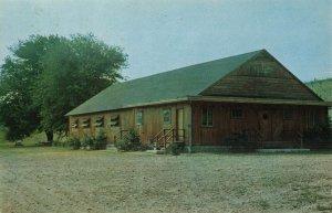 The Kings Lodge Otisville, N.Y. Advertising Postcard