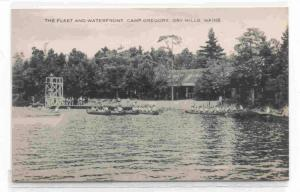 The Fleet and Waterfront, Camp Gregory Dry Mills,Maine 00-10s