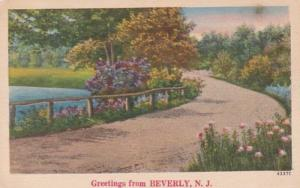 New Jersey Greetings From Beverly1948