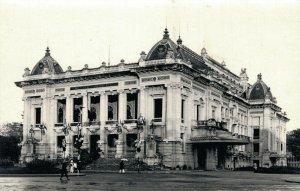 Vietnam Hanoi Le Theatre Municipal Real Photo 03.77