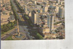 Postal 013218: Obelisco a los constituyentes en Montevideo, uruguay