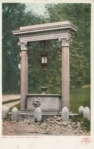BRATTLEBORO, Vermont, 1900-10s; Wells Fountain