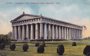 Tennessee Nashville Parthenon Hall Centennial Park