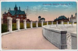 Promenade, Stadium, Syracuse NY