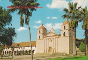 California Mission Santa Barbara