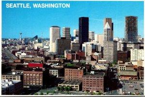 Washington Seattle Downtown Business District