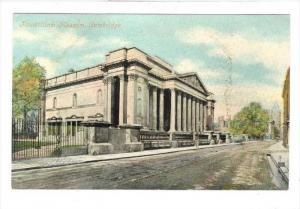 Fitzwilliam Museum, Cambridge, England, UK, 1900-1910s