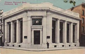 Maryland Frederick Citizens National Bank