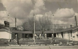 RP: LONGMONT , Colorado , 1950 ; Coronado Courts