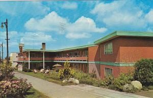 Canada Tourist Town Motel Vancouver British Columbia
