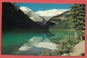Lake Louise, Banff, Alberta, Canada. Canadian Rockies
