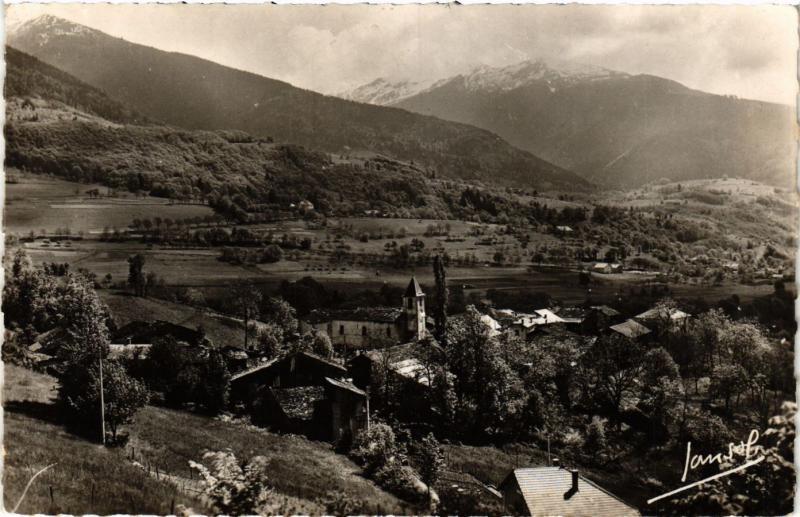 CPA  Environs de Ka Rochette (Savoie) - Le Village d'Etables (651634)