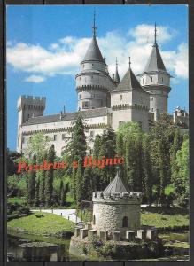 1993 Czechoslovakia, Bojnice, Muzeum, mailed to USA