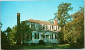 Yorktown VA - The Moore House