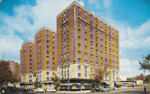 Exterior,  Manger Annapolis Hotel,  Washington,  D.C.,  40-60s
