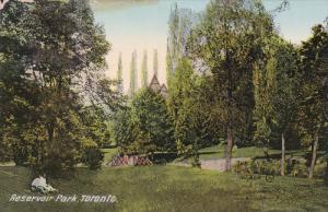 TORONTO, Ontario, Canada; Reservoir Park, 00-10s
