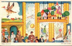 Illinois Chicago Century Of Progress Toy Town Tavern