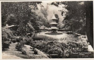 RP: ALTON TOWERS , UK , 1930s ; The Pagoda ; TUCK