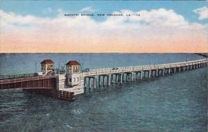 Louisiana New Orleans The Maestro Bridge