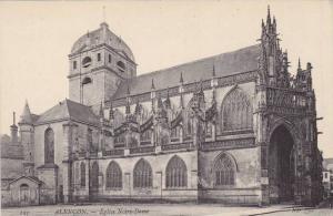 Eglise Notre Dame, Alencon (Orne), France, 1900-1910s