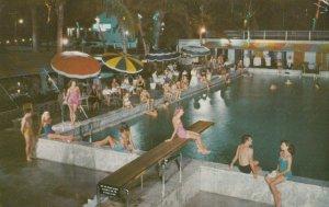 MIAMI , Florida , 1953 ; Ocean Ranch Hotel , Swimming Pool