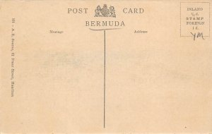 Bermudas Picturesque Roads Bays and Islands Bermuda Island Unused