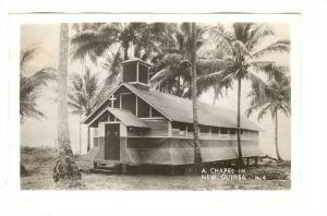 RP, A Chapel In New Guinea, 1920-1940s