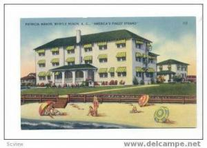 Beachfront Patricia Manor, Sunbathing, Myrtle Beach, South Carolina, 00-10s