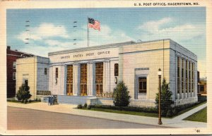 Maryland Hagerstown Post Office 1946