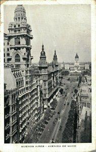 Argentina Buenos Aires Avenida de Mayo 03.75