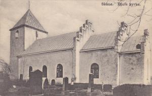 Skane, Bjufs kyrka, SWEDEN, 00-10s