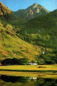 Scotland Glencoe Bidean Nam Bian