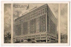 Hotel Loraine, Madison WI