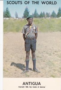 Boy Scouts of the World, ANTIGUA, 1960´s