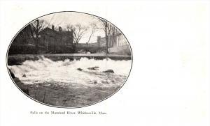 Massachusetts  Whitinsville,  Falls on the Mumford River