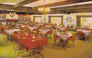 The Colonial Room At The Sportsman Motel Blakeslee Pennsylvania