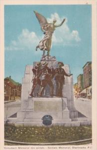 Canada Sherbrooke Soldiers Memorial