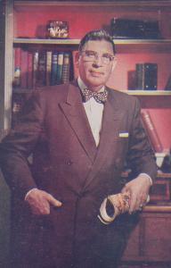 SANTA BARBARA , California , 1960s; Assemblyman James L. Holmes