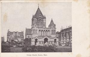Trinity Church, BOSTON, Massachusetts, 1900-1910s