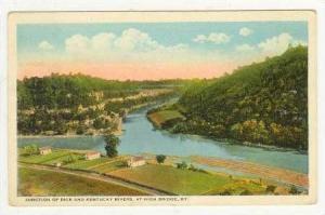 Juncton,Dick & Kentucky Rivers,High Bridge,Kentucky,10-20s