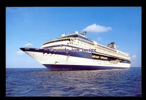 SIM0399 - Celebrity Cruises Liner , Mercury , built 1997 - postcard