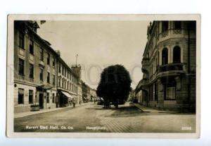 133230 AUSTRIA KURORT BAD HALL Ob.-Oe Vintage photo postcard
