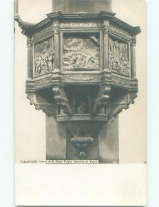 old rppc NICE VIEW Florence - Firenze - Tuscany Italy i2707