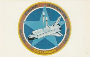 NASA Space Shuttle , 1960-80s: STS-5 Crew Insignia