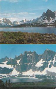 Tonquin Valley - Jasper Park AB, Alberta, Canada - pm 1968