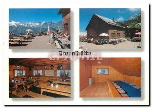 Postcard Modern Brunnihütte