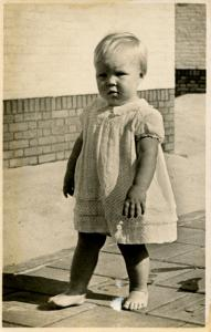 Dutch Royalty -  Princess Beatrix.   *RPPC