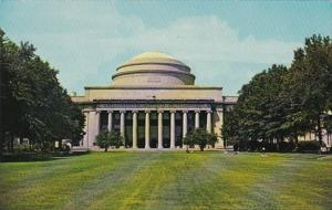 Massachusetts Cambridge The Great Court Massachusetts Institute Of Technology