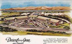 Washington Richland Desert Motor Inn And Cabanas